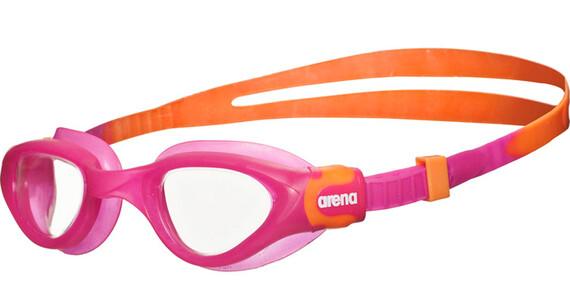 arena Cruiser Soft Svømmebriller Barn Orange/Rosa